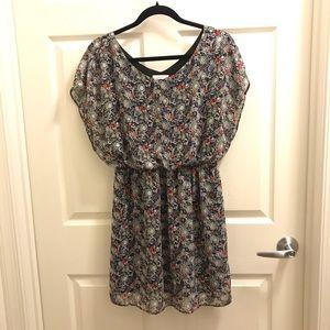 ❄️❄️Lush Mini Dress
